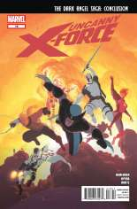 Uncanny X-Force (2010-2012) #18 Variant A: Not Polybagged