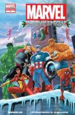 Marvel Holiday Special (1991-Present) #2011