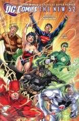 DC Comics: The New 52 (2011) #HC
