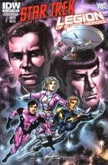 Star Trek/Legion of Super-Heroes #3 Variant B