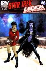 Star Trek/Legion of Super-Heroes #3 Variant C: Incentive Cover