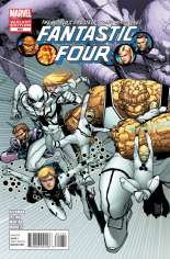 Fantastic Four (2012) #601 Variant B: Connecting Cover