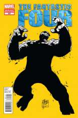 Fantastic Four (2012) #601 Variant C: Marvel 50th Anniversary Cover
