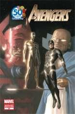 Avengers (2010-2012) #20 Variant B: Marvel 50th Anniversary Cover