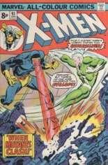 Uncanny X-Men (1963-2011) #93 Variant B: UK Edition