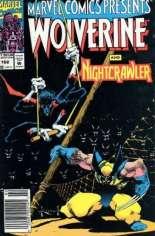 Marvel Comics Presents (1988-1995) #102 Variant A: Newsstand Edition