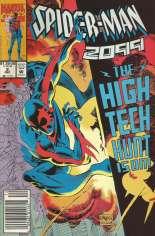 Spider-Man 2099 (1992-1996) #2 Variant A: Newsstand Edition