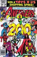 Avengers (1963-1996) #200 Variant A: Newsstand Edition