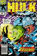 Incredible Hulk (1968-1999) #394 Variant A: Newsstand Edition