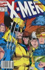 X-Men (1991-2001, 2004-2008) #11 Variant A: Newsstand Edition