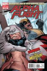 Alpha Flight (2011-2012) #7