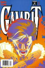 Gambit (1993-1994) #4 Variant A: Newsstand Edition