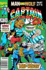 Captain America (1968-1996) #407 Variant A: Newsstand Edition