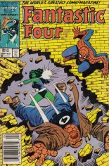 Fantastic Four (1961-1996) #299 Variant A: Newsstand Edition