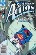 Action Comics (1938-2011, 2016-Present) #665 Variant A: Newsstand Edition