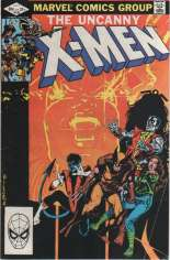 Uncanny X-Men (1963-2011) #159 Variant B: Direct Edition