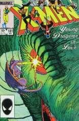 Uncanny X-Men (1963-2011) #181 Variant B: Direct Edition