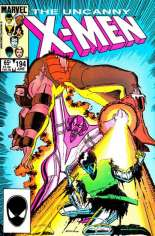 Uncanny X-Men (1963-2011) #194 Variant B: Direct Edition