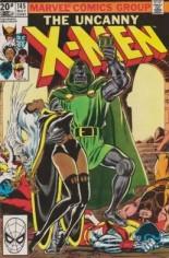 Uncanny X-Men (1963-2011) #145 Variant C: UK Edition