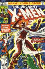 Uncanny X-Men (1963-2011) #147 Variant C: UK Edition