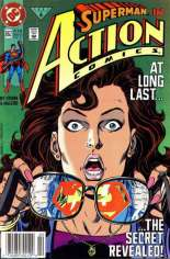 Action Comics (1938-2011, 2016-Present) #662 Variant A: Newsstand Edition