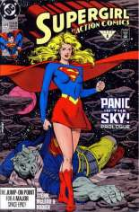Action Comics (1938-2011, 2016-Present) #674 Variant B: Direct Edition