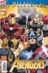 Avengers (GER) (2011-2012) #1 Variant A