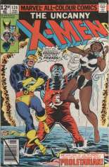 Uncanny X-Men (1963-2011) #124 Variant C: UK Edition