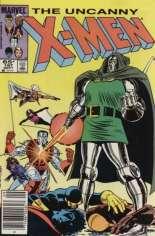 Uncanny X-Men (1963-2011) #197 Variant A: Newsstand Edition