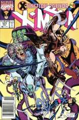 Uncanny X-Men (1963-2011) #271 Variant A: Newsstand Edition
