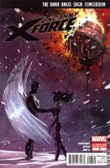 Uncanny X-Force (2010-2012) #18 Variant E: 2nd Printing