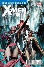 X-Men (2010-2013) #23 Variant A