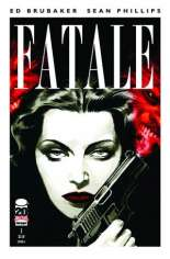 Fatale (2012-2014) #1 Variant A