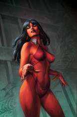 Vampirella vs. Dracula #1 Variant D: Dynamic Forces Exclusive