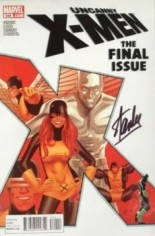Uncanny X-Men (1963-2011) #544 Variant E: DF Signed Edition; Signed by Stan Lee; Limited to 50 Copies
