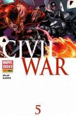 Civil War (GER) (2007) #5