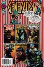 Generation X (1994-2001) #17 Variant A: Newsstand Edition
