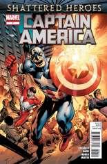 Captain America (2011-2012) #7 Variant A