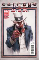 Carnage U.S.A. (2012) #2 Variant A