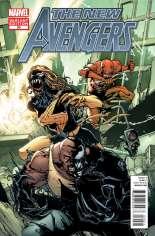 New Avengers (2010-2013) #20 Variant B: Venom Cover