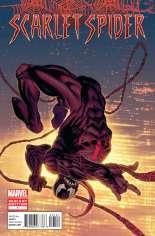 Scarlet Spider (2012-2014) #1 Variant E: Venom Cover