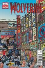 Wolverine (2010-2012) #300 Variant C: 1:20 Variant
