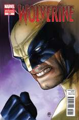 Wolverine (2010-2012) #300 Variant D: 1:40 Variant