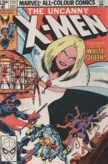 Uncanny X-Men (1963-2011) #131 Variant C: UK Edition