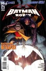 Batman and Robin (2011-2015) #5