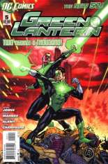 Green Lantern (2011-2018) #5 Variant A
