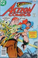 Action Comics (1938-2011, 2016-Present) #483 Variant C: UK Edition