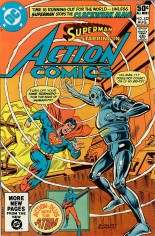 Action Comics (1938-2011, 2016-Present) #522 Variant B: Direct Edition