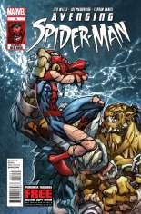 Avenging Spider-Man (2012-2013) #3 Variant A