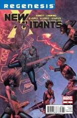 New Mutants (2009-2012) #36